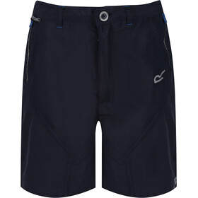 Regatta Sorcer Mountain Shortsit Lapset, navy/navy